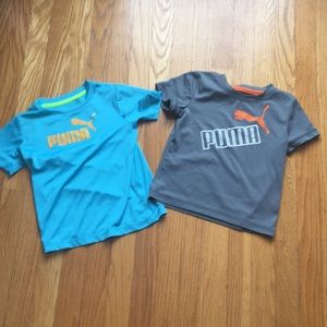 2T Puma Athletic Shirts